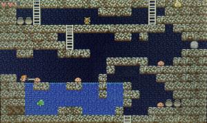 ドウクツジマ 洞窟